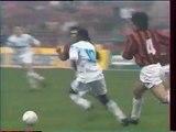 Jean-Pierre Papin But   Milan AC vs OM  (1991)