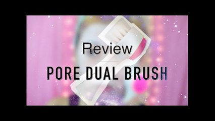 Memebox: Pore Dual Brush First Impression & Review