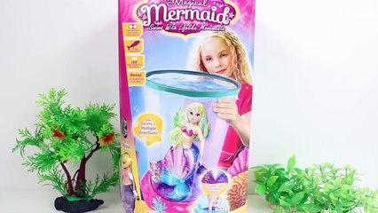 My Magical Mermaid Water Wonderland Mermaids Dolls ZURU Toys Mermaids Dolls Toy Videos