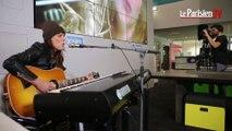 Beth Hart chante « St Teresa » en live au Parisien