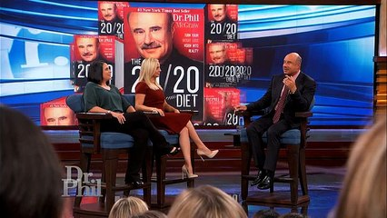 Dr. Phil.com - How Two Women Lost A Total Of 28 Pounds In 8 Weeks