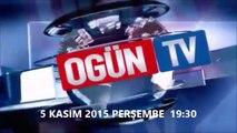 Haber Turu 5 Kasım 2015 Perşembe