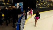 Rebecca Mah - 2016 Skate Canada BC/YK Sectional Championships