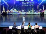 Super Cute & Adorable Audition From Thailands Got Talent