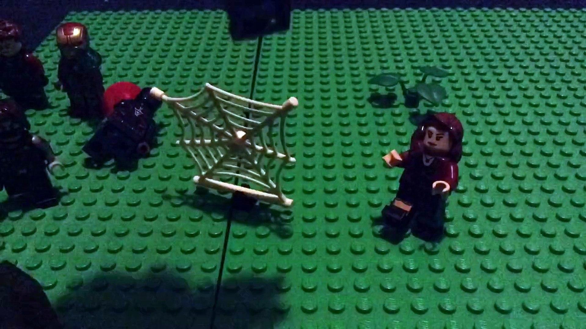 Civil War part II - Lego Stop motion