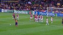 Leo Messi – Top 10 UEFA Champions League goals