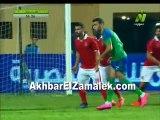 هدف المقاصة الأول ( مصر المقاصة 1-0 الأهلى ) الدورى المصرى الممتاز