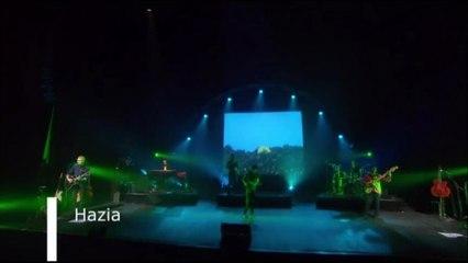 """I Muvrini - Hazia (Extrait du DVD """"Imaginà Live !"""" au Silo à Marseille en 2013)"""