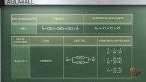 Resistencias en serie y paralelo - resistencia equivalente - circuito mixto