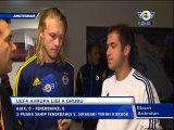 Simon Kjær Röportajı - Ajax 0-0 Fenerbahçe