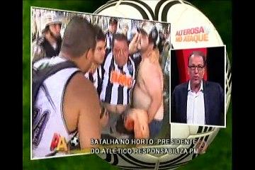 Alterosa no Ataque descute sobre batalha no Horto em jogo Atlético X Corinthians