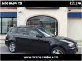 2006 BMW X3 Baltimore Maryland | CarZone USA