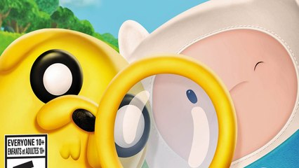 CGR Undertow - ADVENTURE TIME: FINN AND JAKE INVESTIGATIONS review for Nintendo 3DS