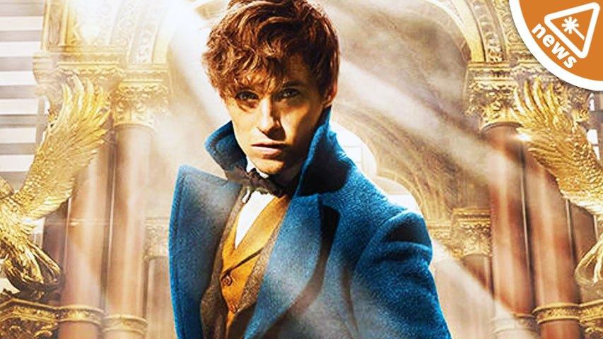 FANTASTIC BEASTS Details Revealed AND a Giveaway!