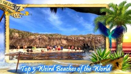 Top 5 Weird Beaches of the World