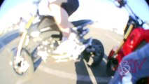 Honda GROM 125 Stunt Bike STUNTS Wheelies 360 Stoppie 125cc Mini Motorcycle Tricks Video 2