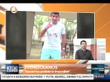 """Alejandro Benzaquen fundador de """"2VENEZOLANOS"""" visitó Noticias Globovisión Tecnología"""