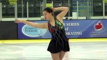 Jennavieve Joa - 2016 Skate Canada BC/YK Sectional Championships