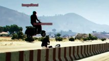 San Andreas Test Dummies Ep. 14 - Jousting Edition - GTAV Gameplay Montage - Funny and Fai