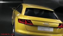 Audi TT offroad Audi Hybrid SUV HD First Commercial CARJAM TV 2014 Audi Wireless Charging