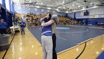 Sailor Surprises Brothers at Wrestling Match