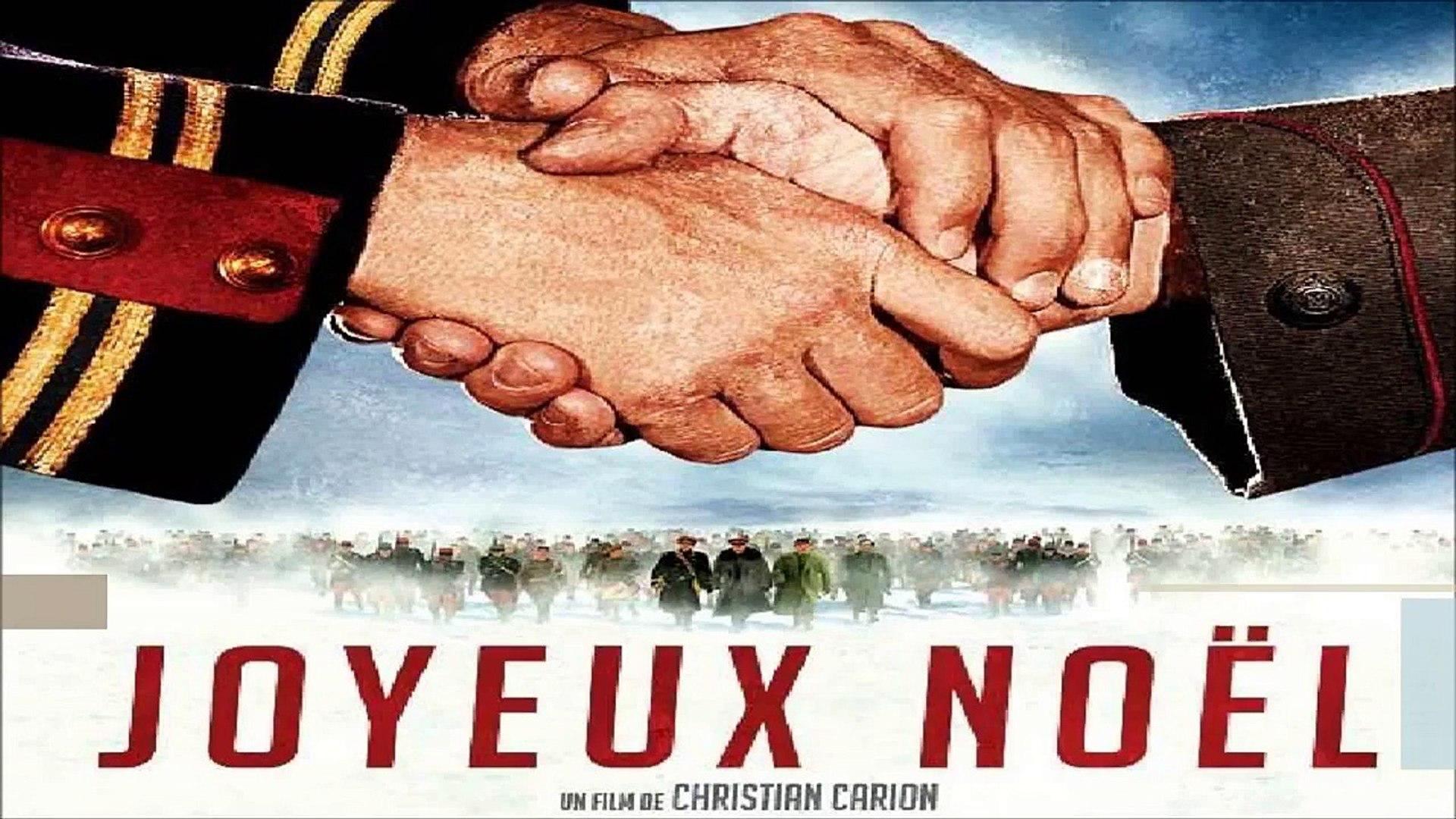 Film Joyeux Noel De Christian Carion.Joyeux Noel Haine Partagee Scene Mythique