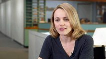 Spotlight Interview Rachel McAdams (2015)
