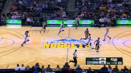 Basket - NBA : Les 3 blocks de Gobert