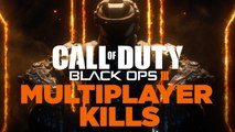 Multiplayer Kills Montage - Call of Duty: Black Ops III  Gameplay