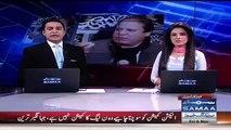 Nawaz Sharif Criticizing His Opponents In Lodharan