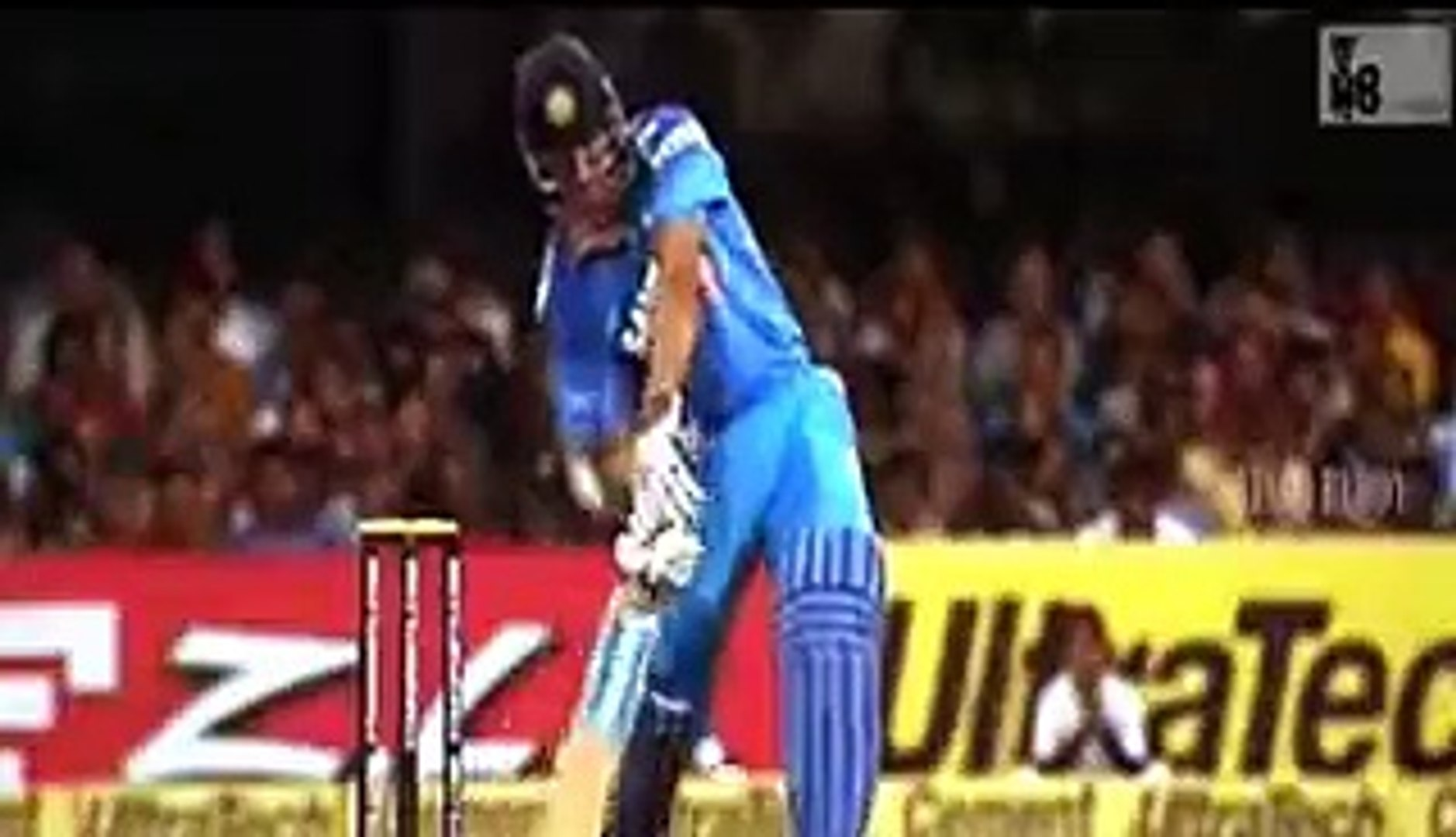 Thats Why Cricket World Fall In Love With MS Dhoni