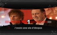 Michel Delpech et Alain Souchon - Quand j'étais chanteur (karaoké avec voix Souchon réalisé par Softchess)