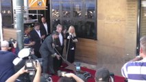Acclaimed Director Ridley Scott Gets Star on Hollywood Walk of Fame
