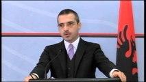Vizita në Tiranë. Ministri i Brendshëm gjerman, takime me zyrtarë të lartë