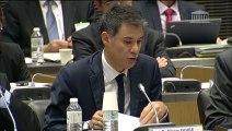 Budget transports 2016 - discours d'Olivier Faure en commission élargie