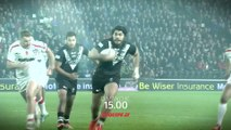 Rugby - Angleterre / Nlle-Zélande : bande-annonce