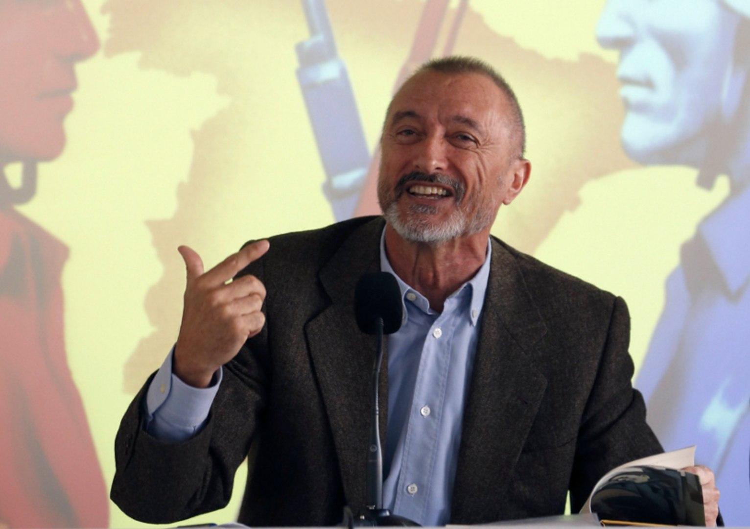 Arturo Pérez Reverte y la Guerra Civil