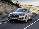 Audi Q7 e-tron : 1er contact en vidéo