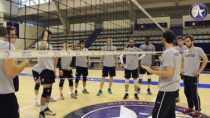 Le Paris Volley veut rebondir à Narbonne