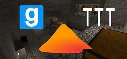 GMod: TTT - Lava Bath