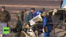 Le crash de l'A321 de Kolavia : les équipes de secours poursuivent leurs recherches