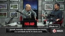Jamelli revela motivo da saída do Santos