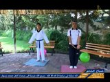 برنامج الهدف حلقة خاصة مع مدرب التايكواندو زياد حمشو TV Taekwondo coach Ziad Hamsho