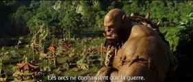 Warcraft : Le commencement - Bande-annonce (VF)