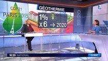 COP21 : la géothermie, une énergie autonome