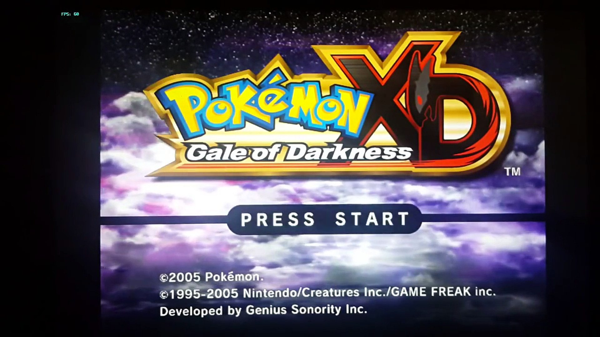 Pokémon XD Gale Of Darkness Android Dolphin Emulator on Nvidia Shield  Tablet 2015