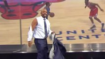 LeBron James Approves of Kenny Smith's Hilarious Impression