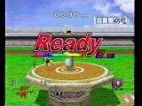 Super Smash Bros. Melee - Homerun Falco
