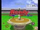 Super Smash Bros. Melee - Home Run Samus