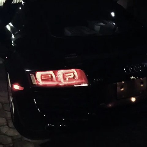 Davido's new Audi R8